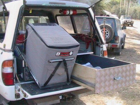 Dave S 4wd Projects Turbo Diesel Courier Amp Kanga Camper